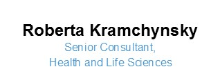 Roberta Kramchynsky, Senior Consultant, Health and Life Sciences at Global Public Affairs