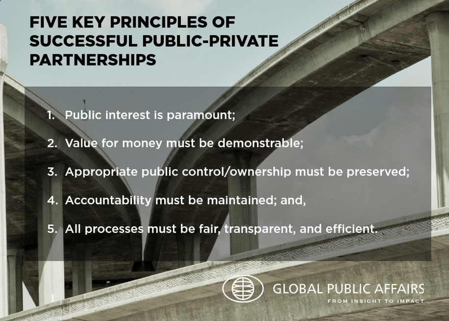 PublicPrivatePartnerships