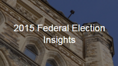 Image for Global Public Affairs' 2015 Federal Election Insights