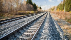 "Image of railway for article ""A New Train of Thought: Rail Regulation in Context"" by Global Public Affairs"