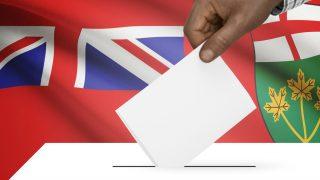 Ontario Vote