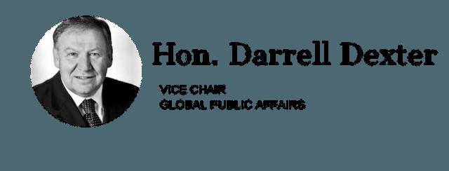 Darrell Dexter